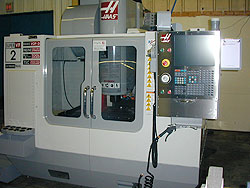 HAAS VF 2SSYT machining center